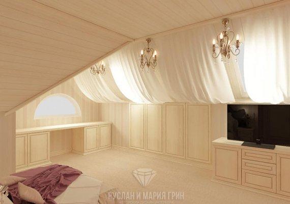 Дизайн гостевой в доме