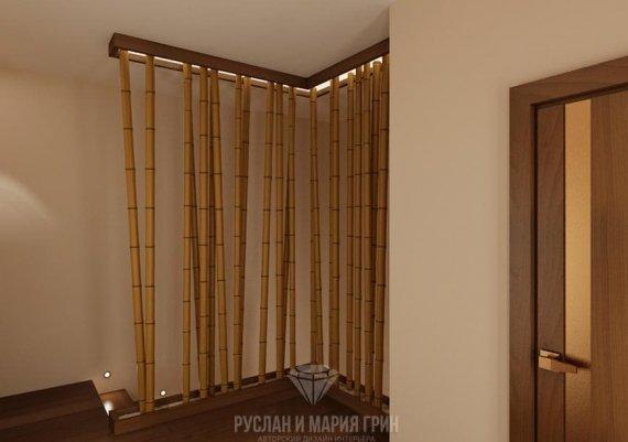 Дизайн интерьера прихожей в доме