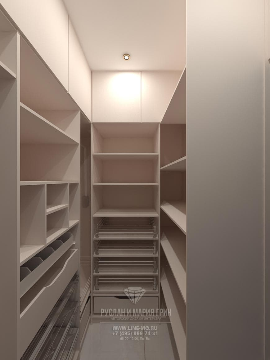 Walk in closet design pictures of interiors design for Studio closet design