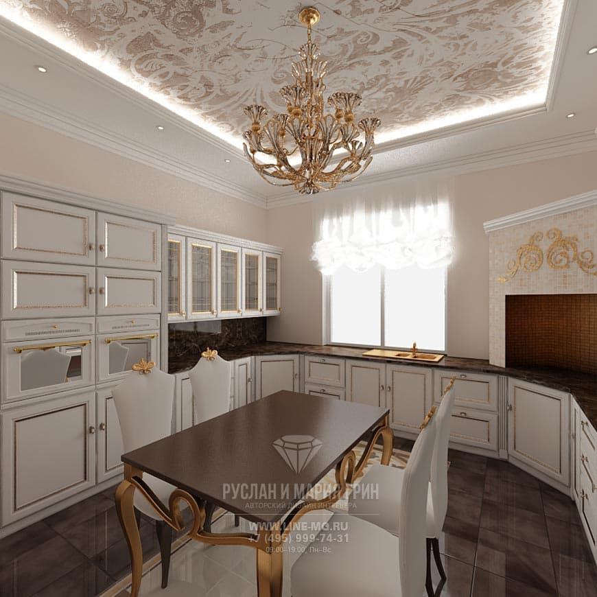 Дизайн дома на киевском шоссе