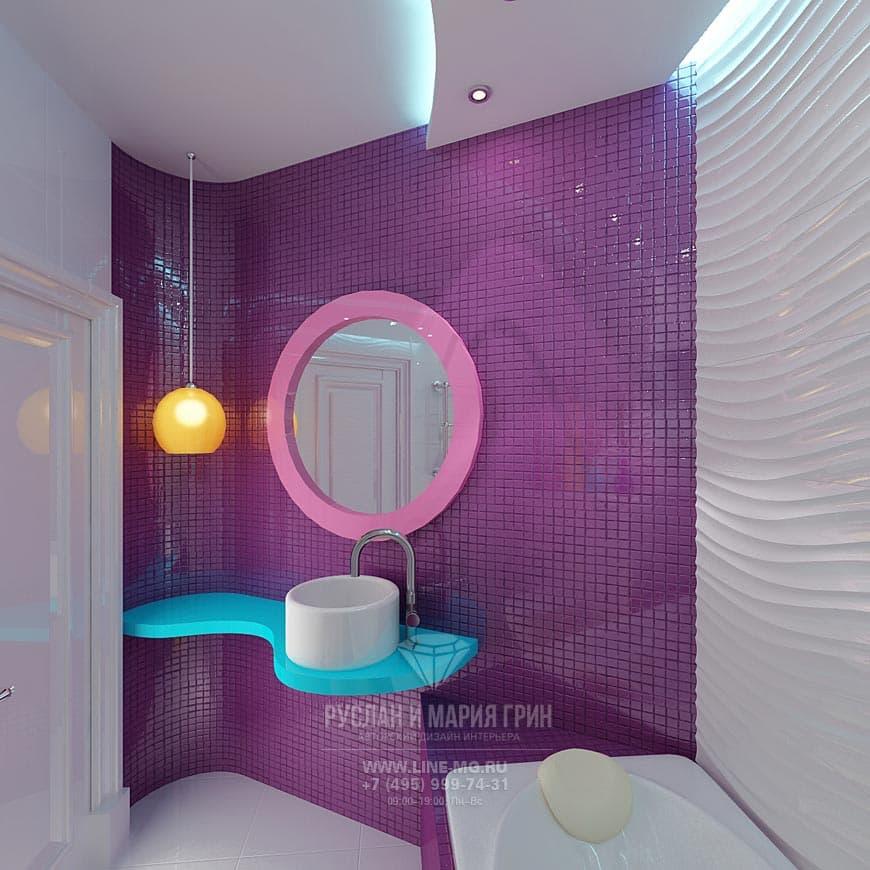 Фото девочки в ванной фото дизайн