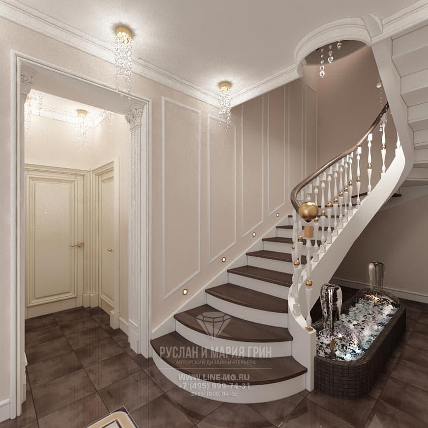 Дизайн лестницы. Современные идеи