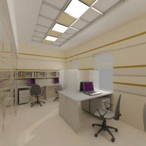 Office Interior Design on Gateway waterfront