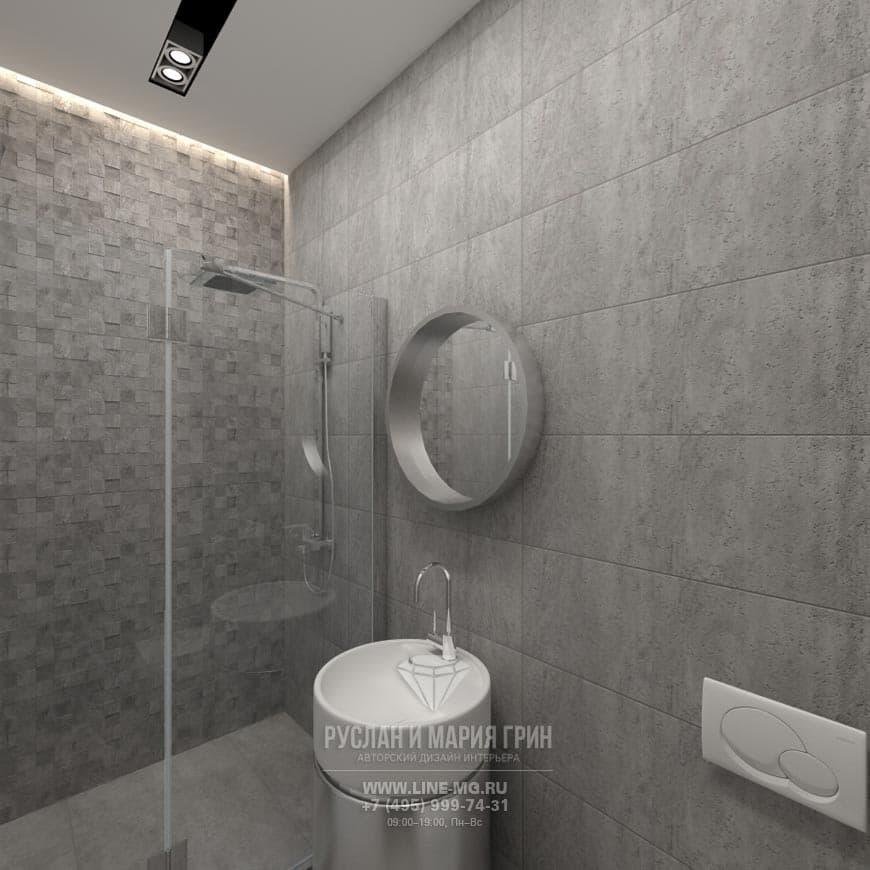Английский стиль в интерьере. Фото ванной комнаты