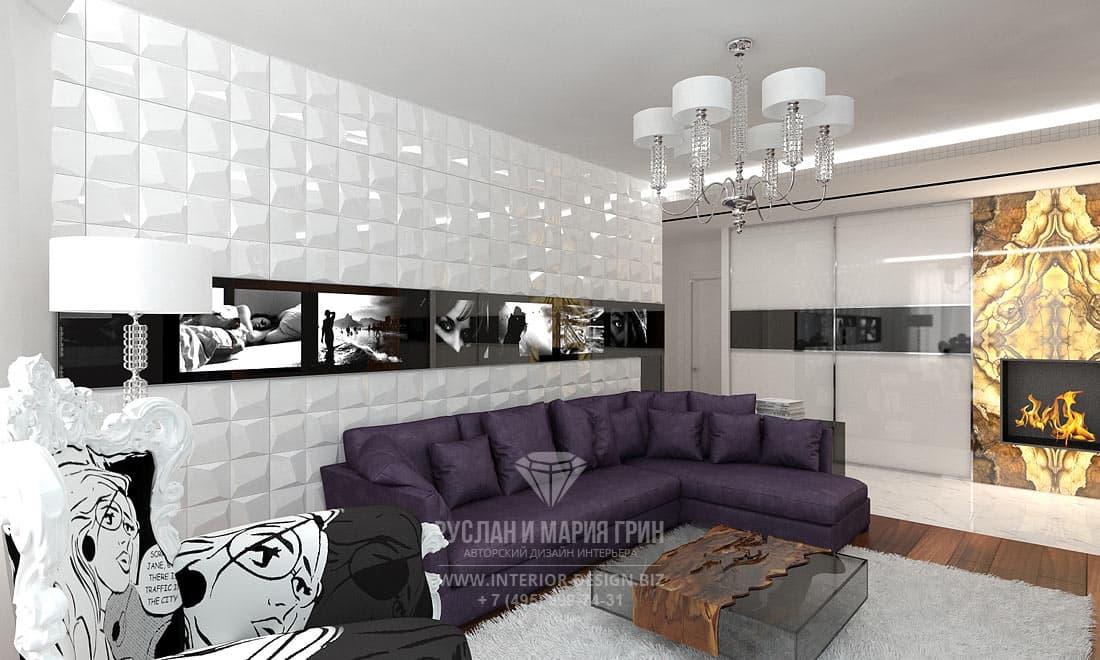 Фото интерьера современной гостиной. Фото и идеи 2015 года