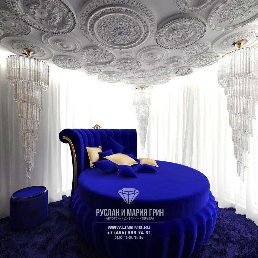 Интерьер спальни в квартире: фото