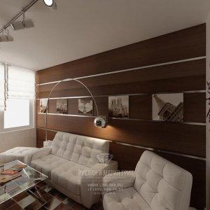 Дизайн кабинета в современной квартире