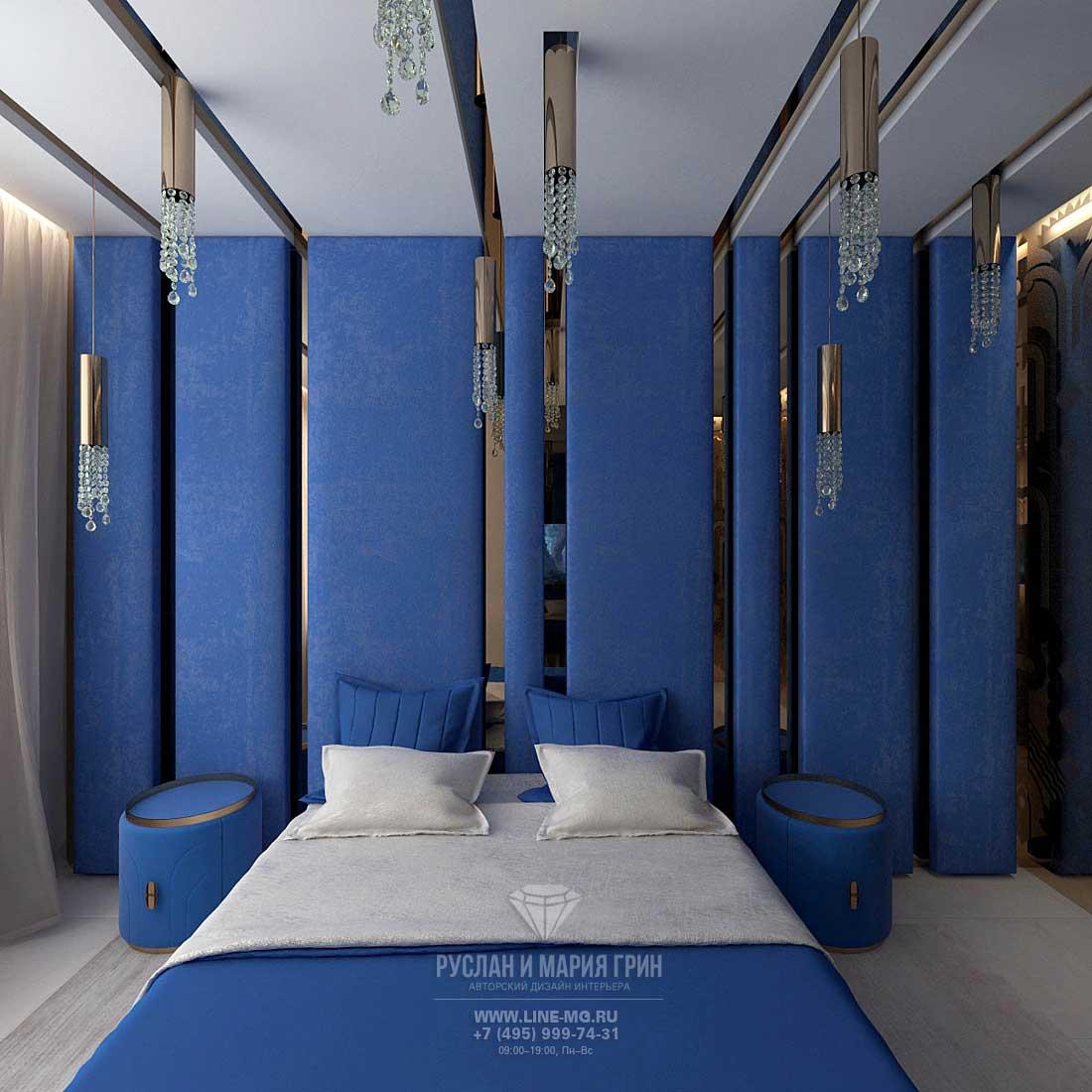 Дизайн интерьера гостевой спальни в частном доме. Фото новинка 2015