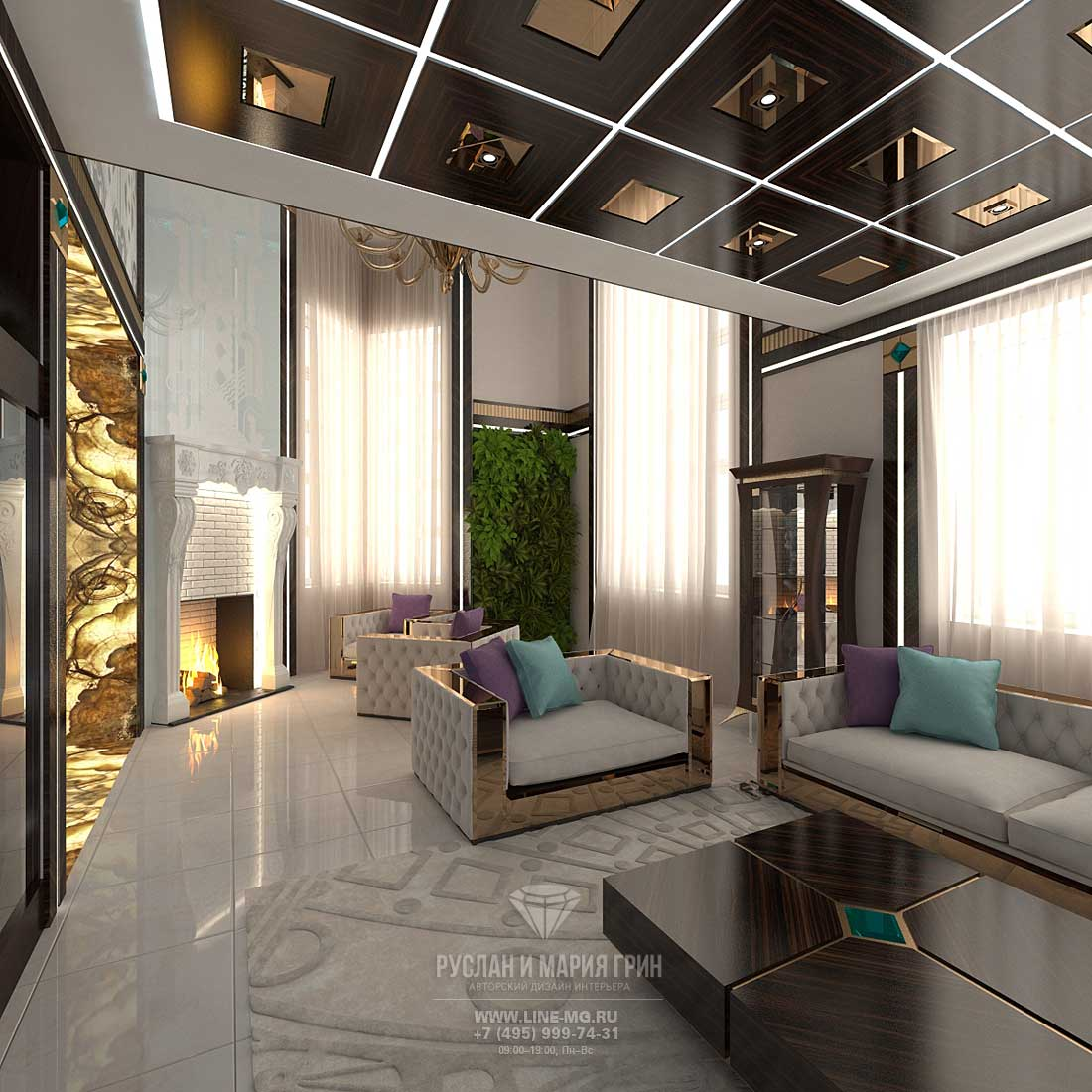 Дизайн гостиной в частном доме 2017 современные идеи