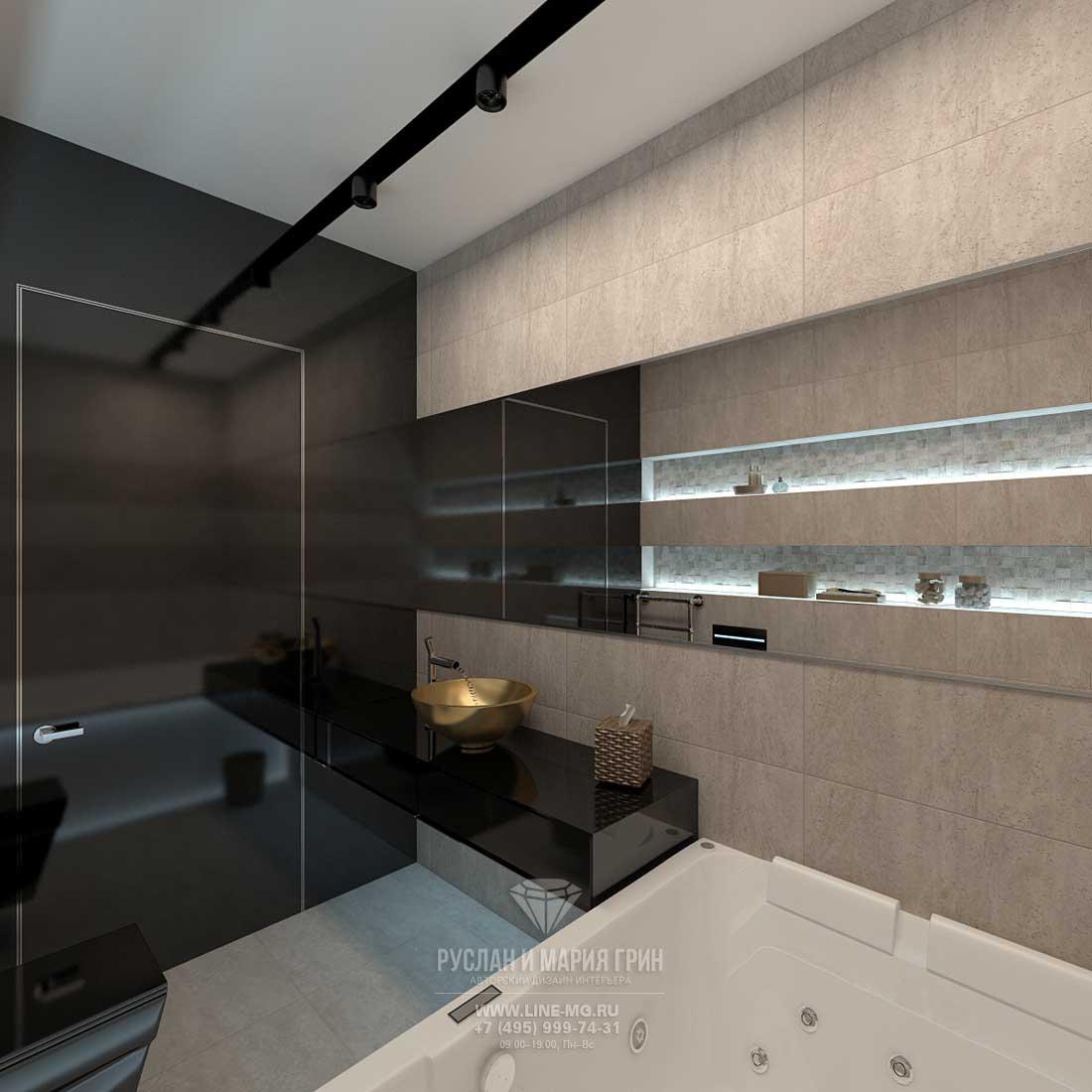 Дизайн ванной комнаты 3 кв м 53 фото с туалетом и