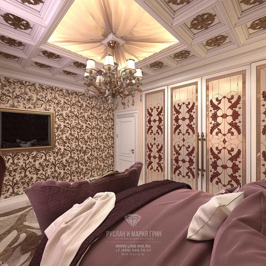 Фото интерьера спальни 2015