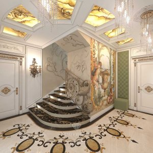 Идеи дизайна холла 2015