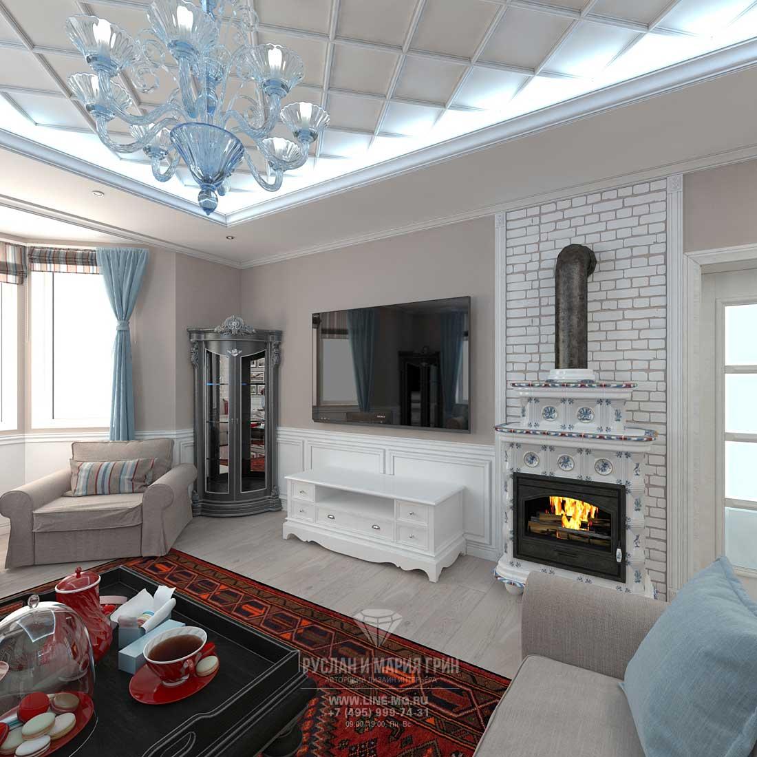 Идеи дизайна гостиной 2015