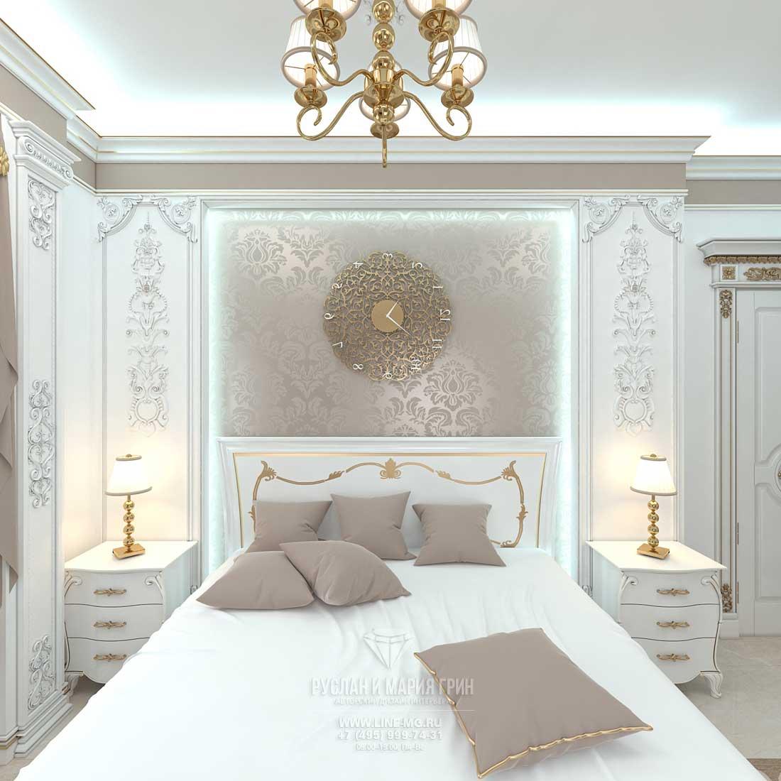 White Design Bedrooms: Photo 2015
