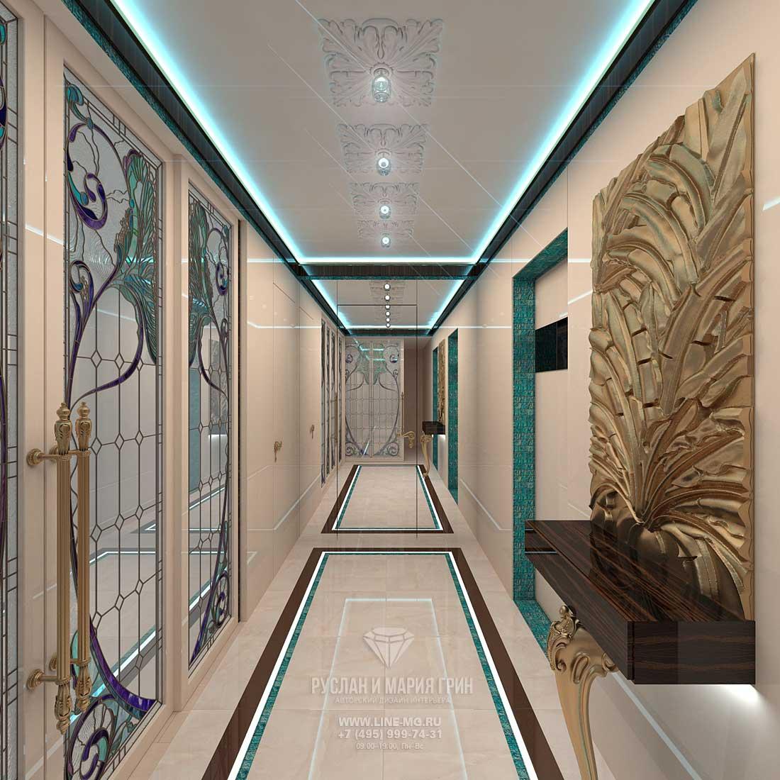 Дизайн прихожей в квартире: фото 2016