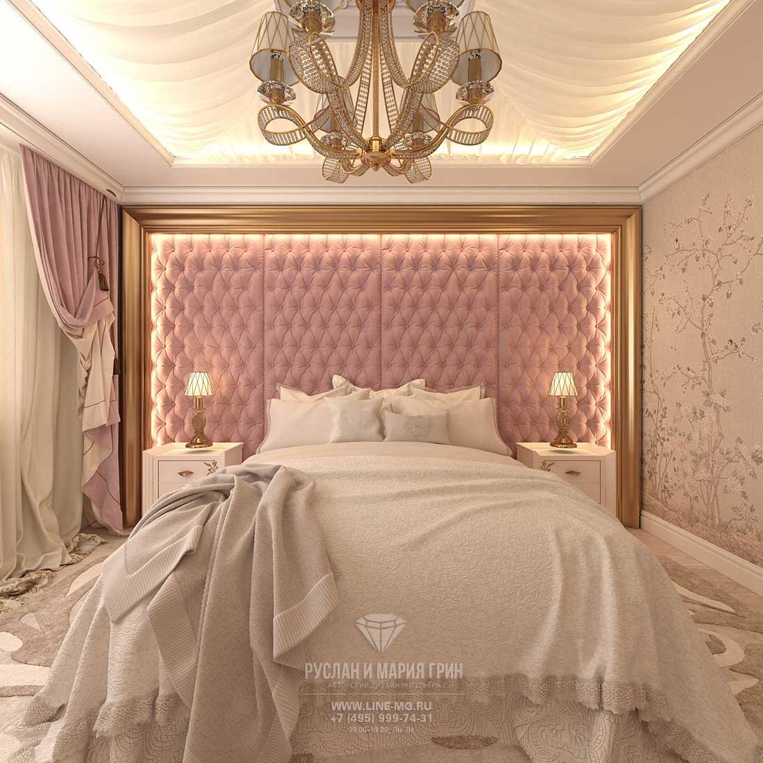 современные спальни дизайн: Дизайн розовой спальни в квартире