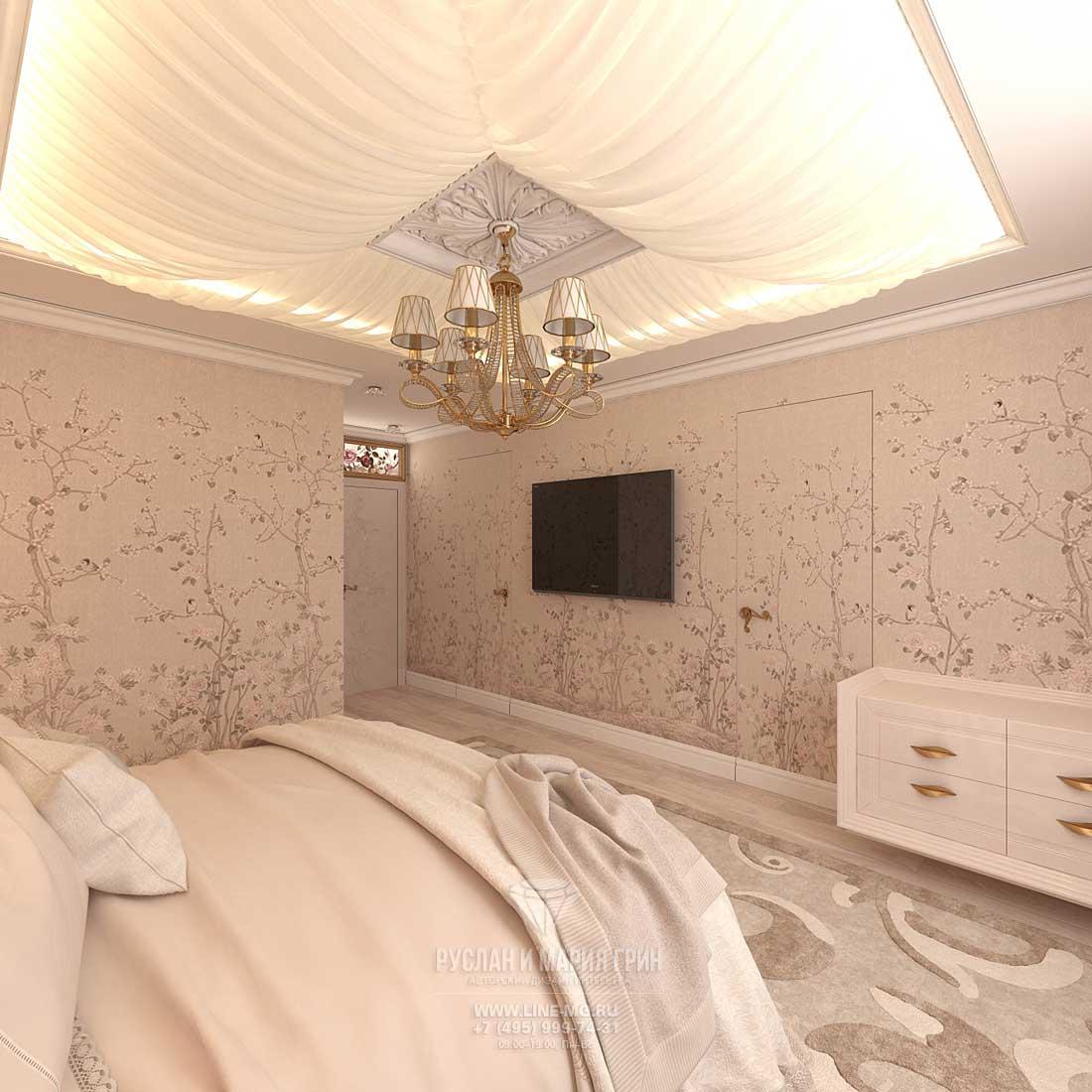 Дизайн спальни. Фото 2016 и современные идеи