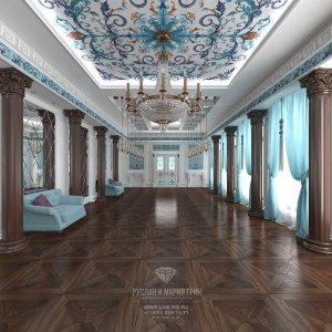 Бальный зал. Картинка 2