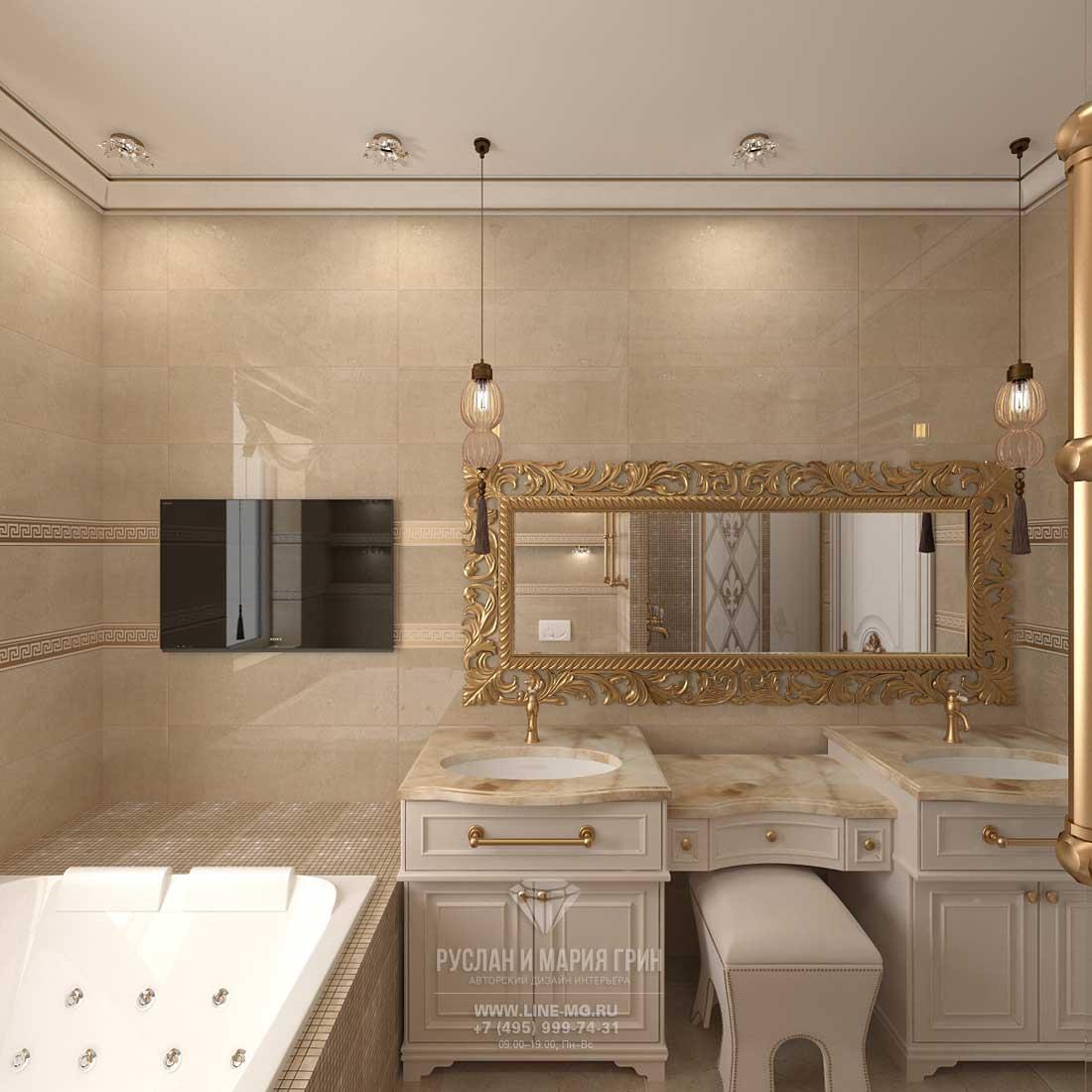 Дизайн ванной комнаты. Фото 2016