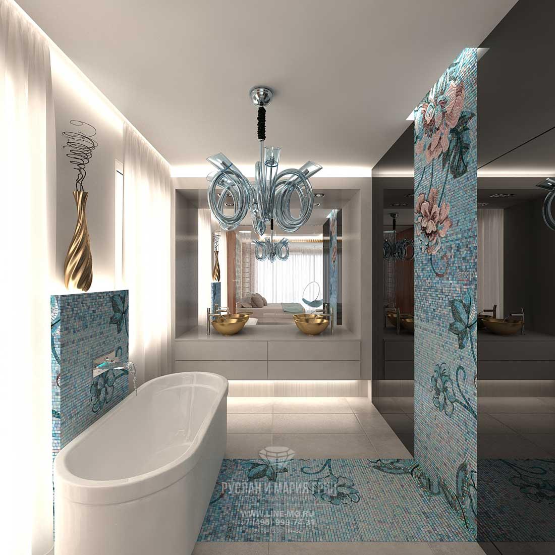 Фото дизайн интерьер небольшой ванной комнаты