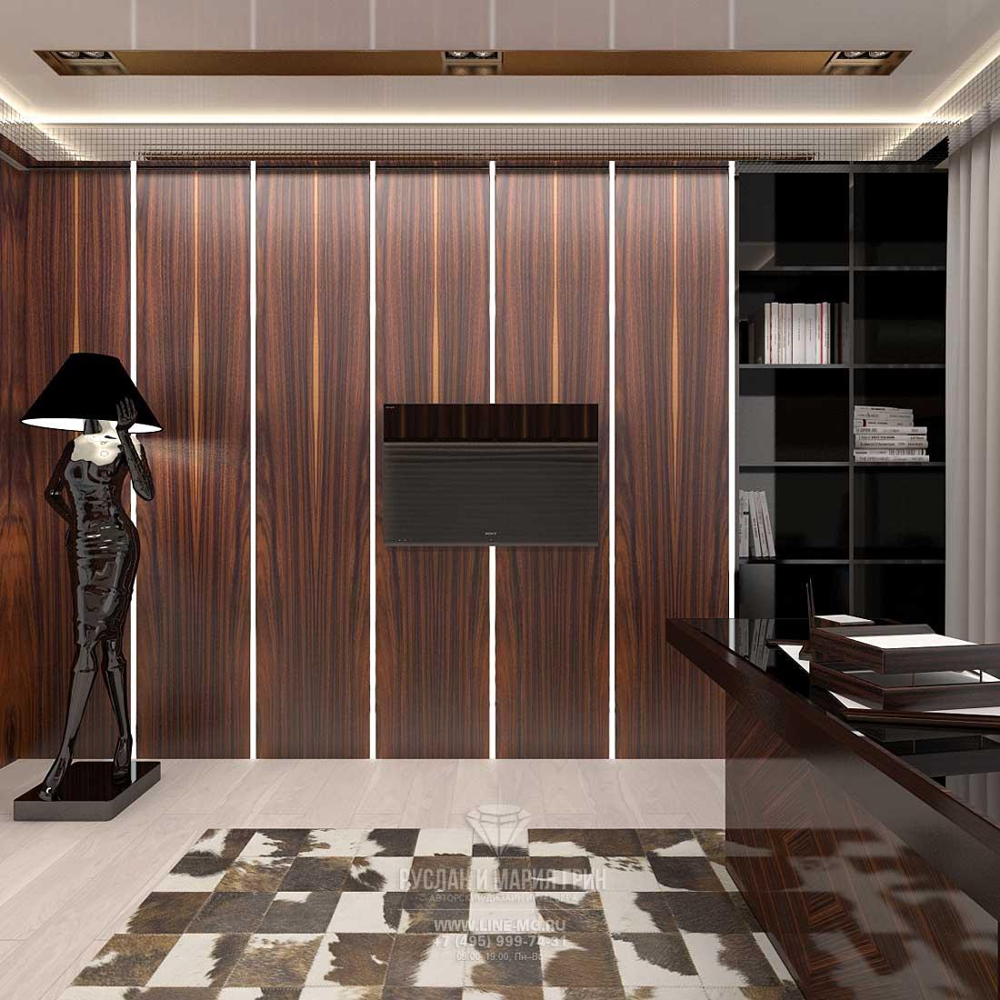 Дизайн ванной комнаты узкая