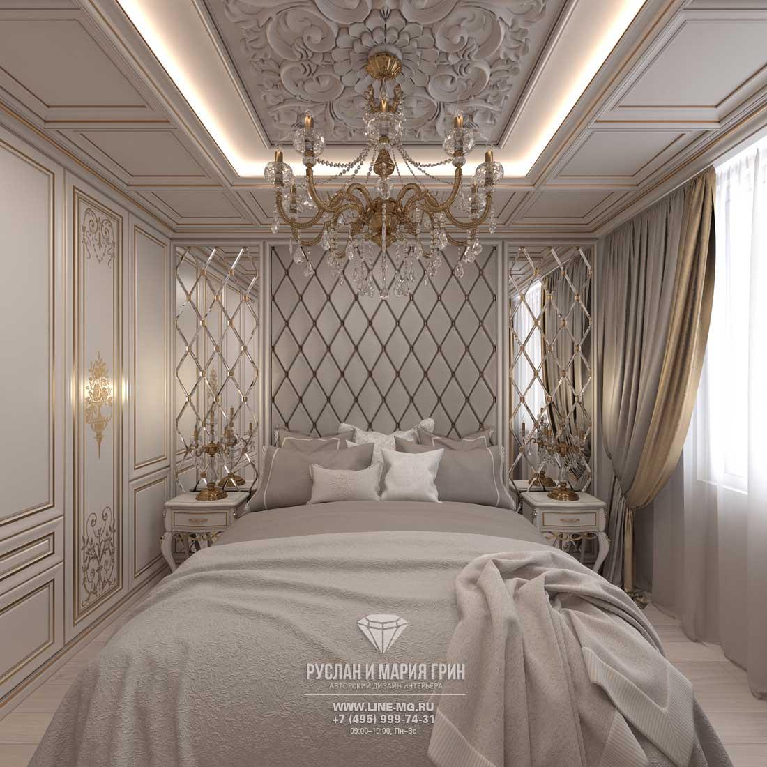 Современные идеи дизайна спальни: фото 2016