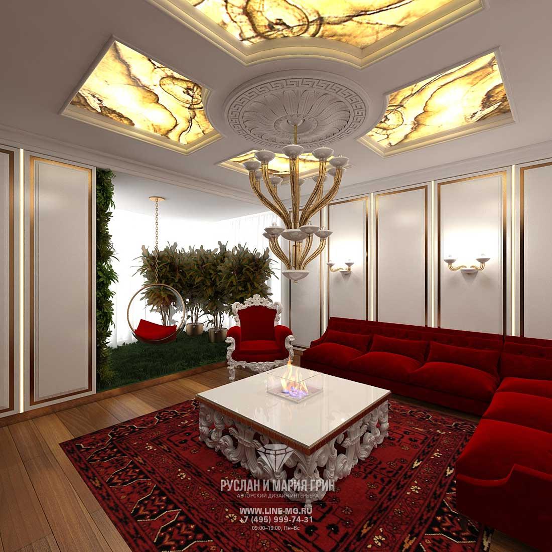 Дизайн гостиной фото 2015
