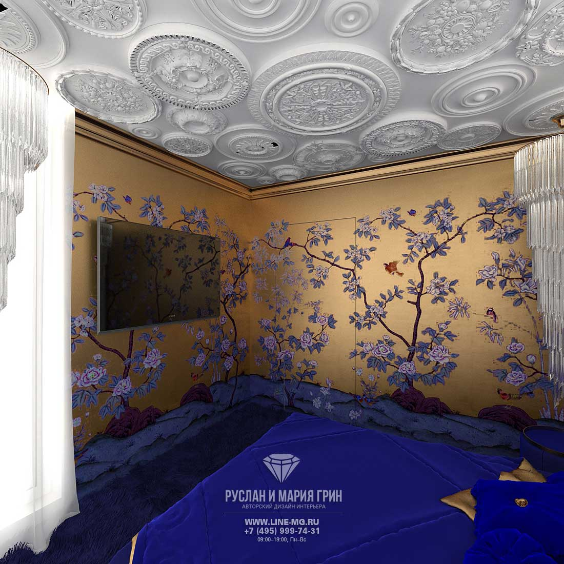Дизайн спальни фото 2015