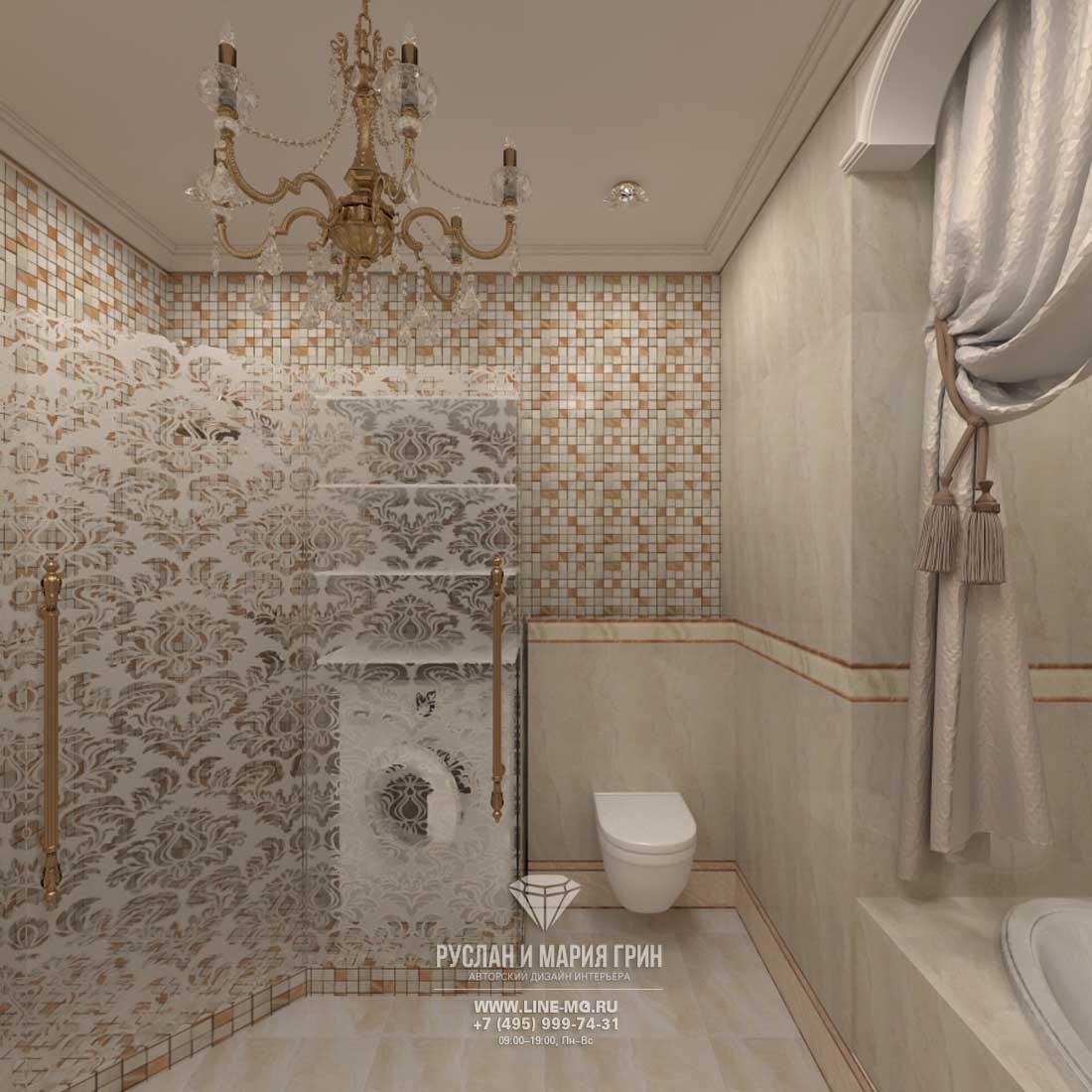 Дизайн ванной комнаты фото 10 кв м с туалетом и стиральной машиной