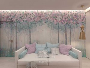 Дизайн гостевой комнаты в частном доме. Фото 2016