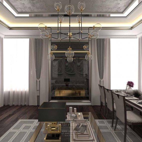Дизайн и ремонт квартир «под ключ» в новостройках