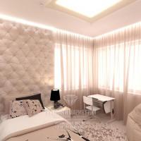 Дизайн интерьера светлой детской комнаты в доме