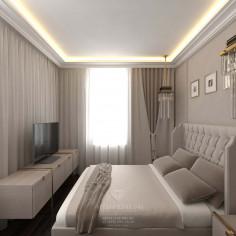 Дизайн интерьера спальни. Фото 2016