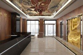Дизайн холла гостиницы в Лос-Анжелесе