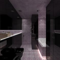 Дизайн ванной комнаты. Фото 2017