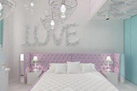 Дизайн детской комнаты для девушки-подростка. 16 фото