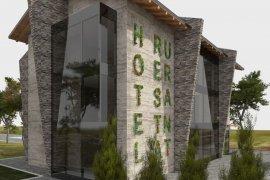 Дизайн фасада небольшого апарт-отеля