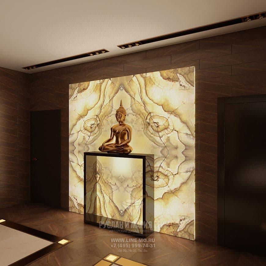 Дизайн мини-отеля «Barkli Virgin House»