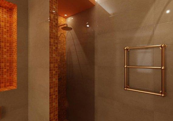 Дизайн интерьера санузла в современном стиле