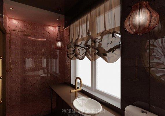Классический дизайн интерьера спальни