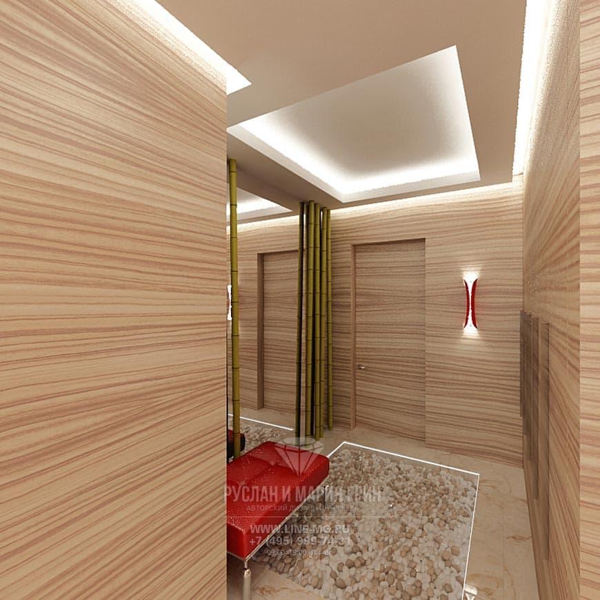 Interior design of an apartment on bolshaya yakimanka for Bathroom remodel yakima