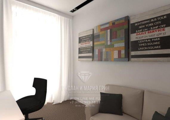 Фото интерьера офиса на м. Римская в современном стиле