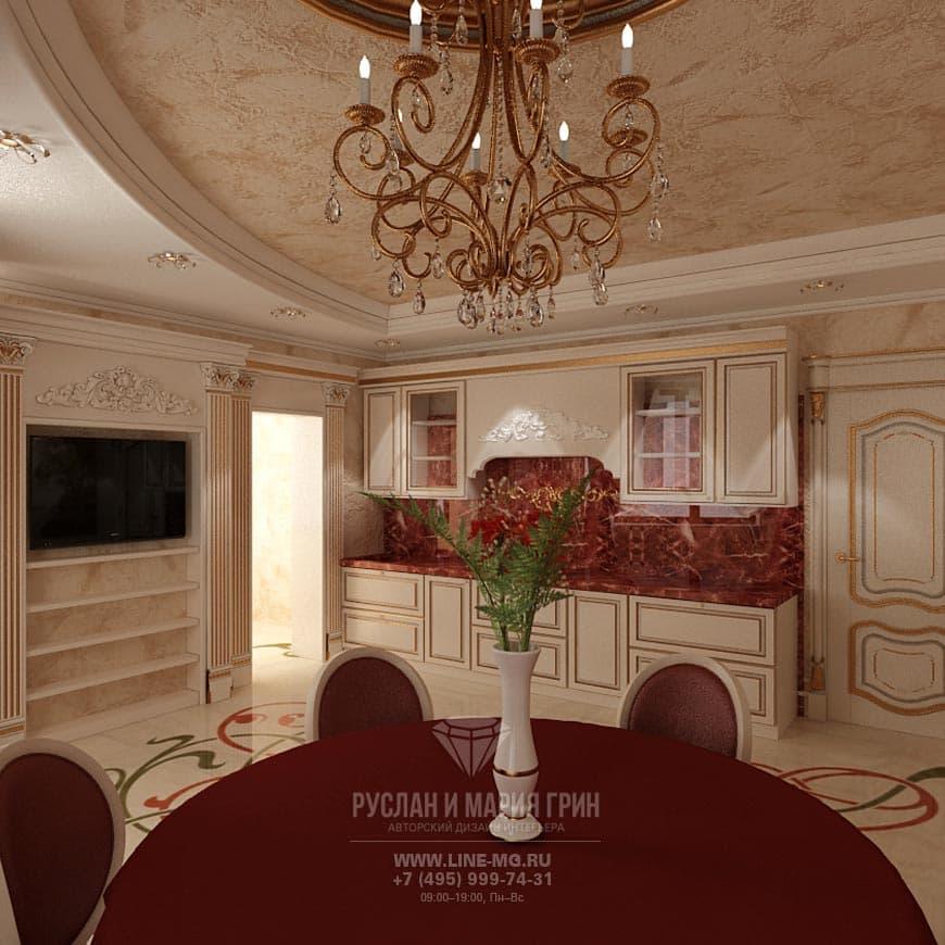 Дизайн квартиры на ул. Херсонская