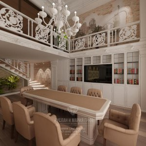 Интерьер офиса от Руслана и Марии Грин