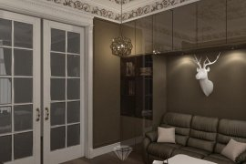 Apartment Interior Design in Zarechye