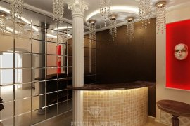 Дизайн салона красоты и стоматологии в Лобне