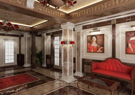 Современные идеи в дизайне гостиницы «Рыбинский»