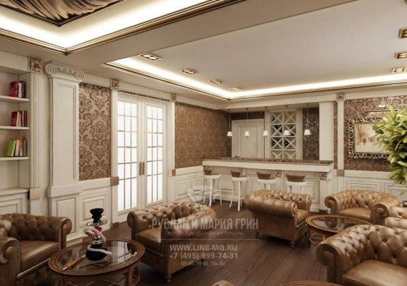 Современные идеи в дизайне мини-отеля «Рыбинский»