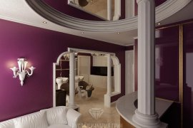 Дизайн салона красоты «Эгоистка»