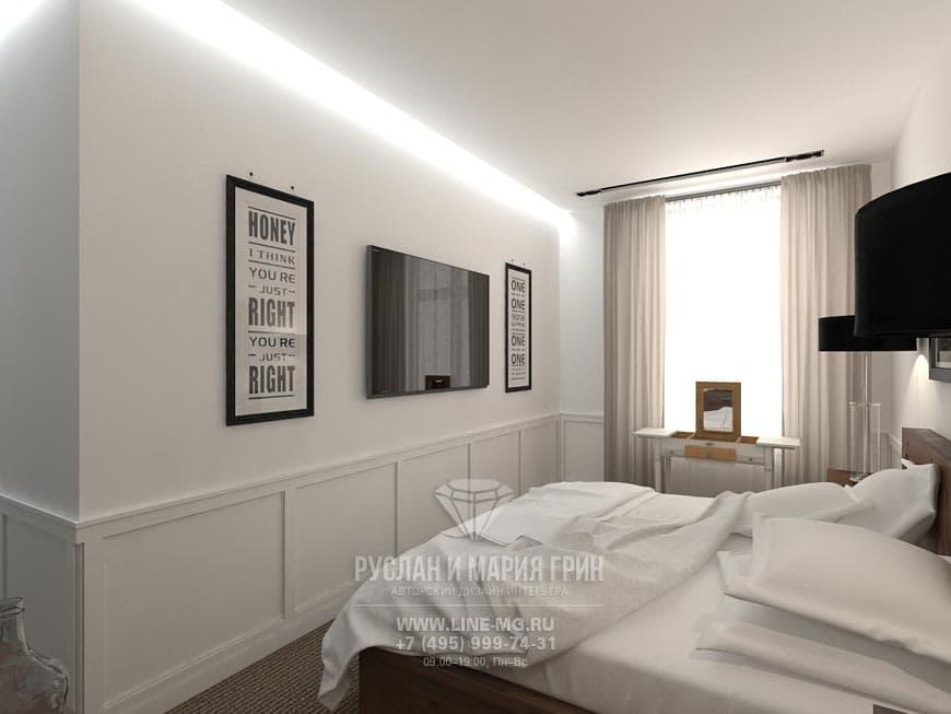 дизайн спальни 18 квм современные идеи и фото 2016